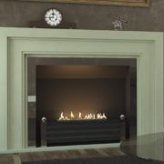 Decoflame Westminster e-Ribbon Fire 4
