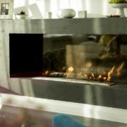 Decoflame Built-in Burner withwithout Lip 2