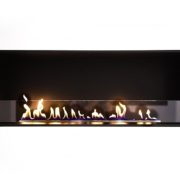 Decoflame Montreal e-Ribbon Fire 2
