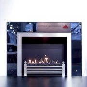Decoflame Milano e-Ribbon Fire 2